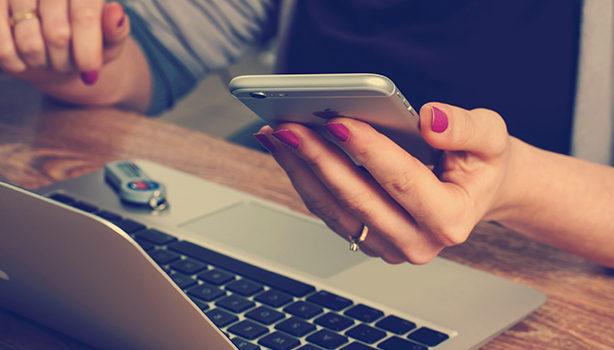 Blog Solliciteren? Scherm even uit Women at Work
